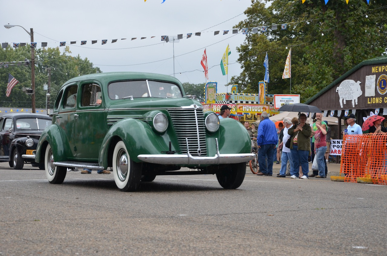 Hupmobile Series 822-E 1938 #14
