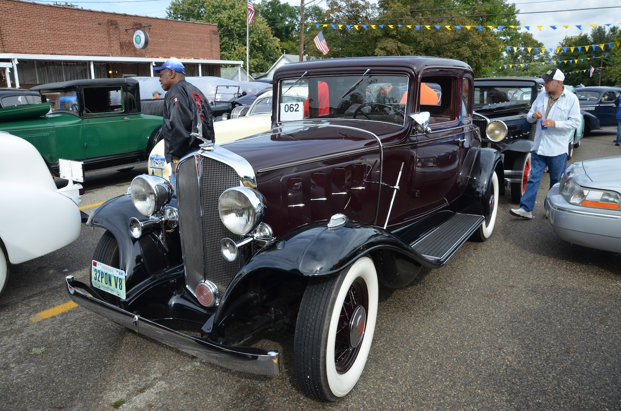 Hupmobile Series 822-E #9