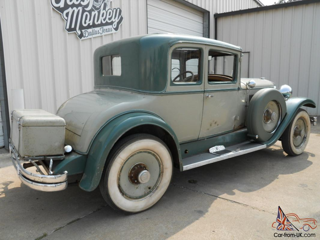 Hupmobile Series C-221 #10