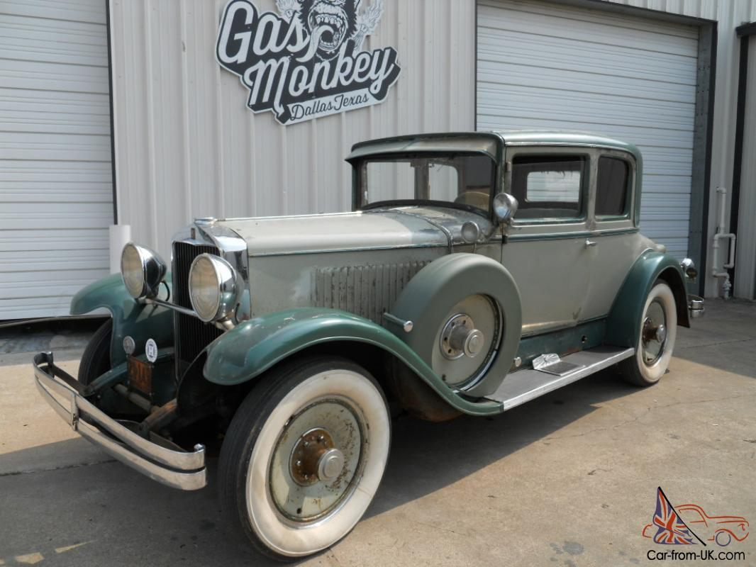 Hupmobile Series C-221 #6