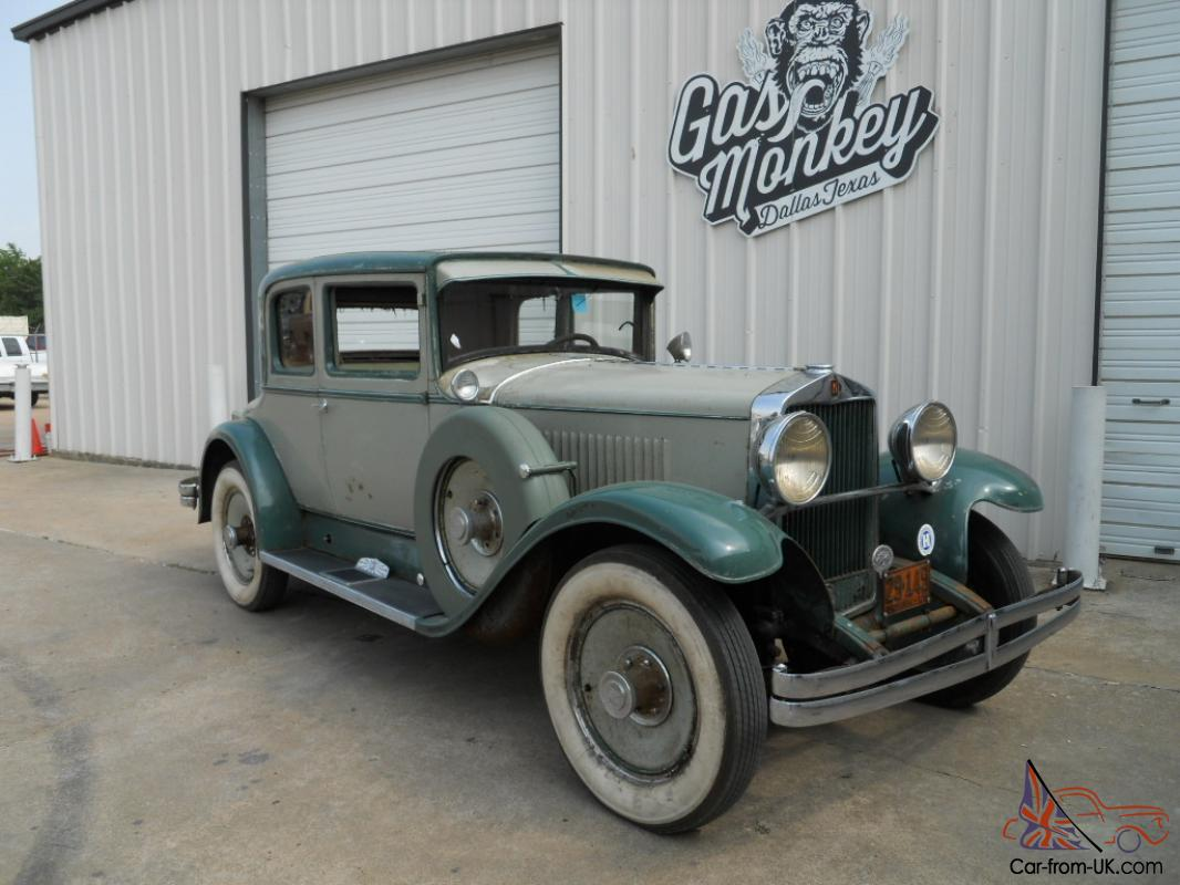 Hupmobile Series C-221 #7