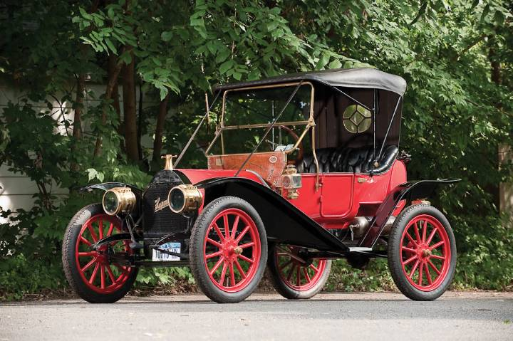 Hupmobile Series F-322 #1