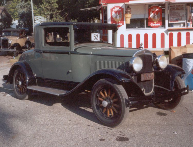 Hupmobile Series F-322 #3