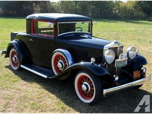 Hupmobile Series F-322 #5