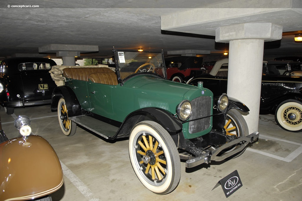 Hupmobile Series L-218 #4