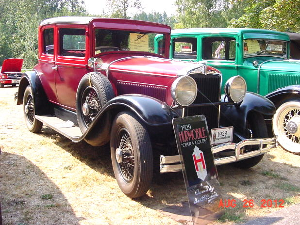 Hupmobile Series M #4