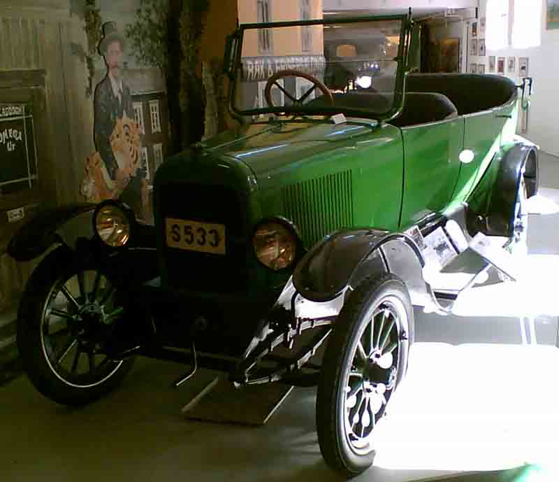 1919 Hupmobile Series R-1