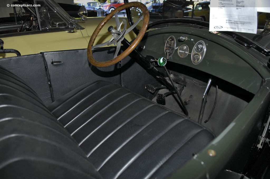 Hupmobile Series R-12 #1
