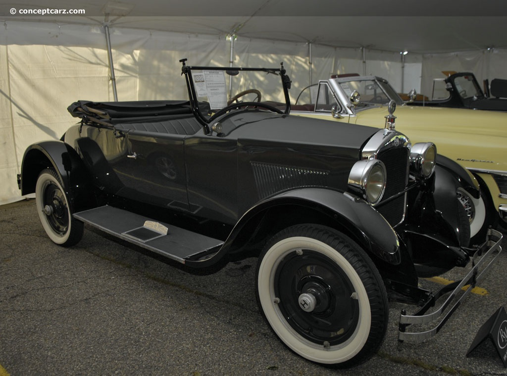 Hupmobile Series R-12 #4