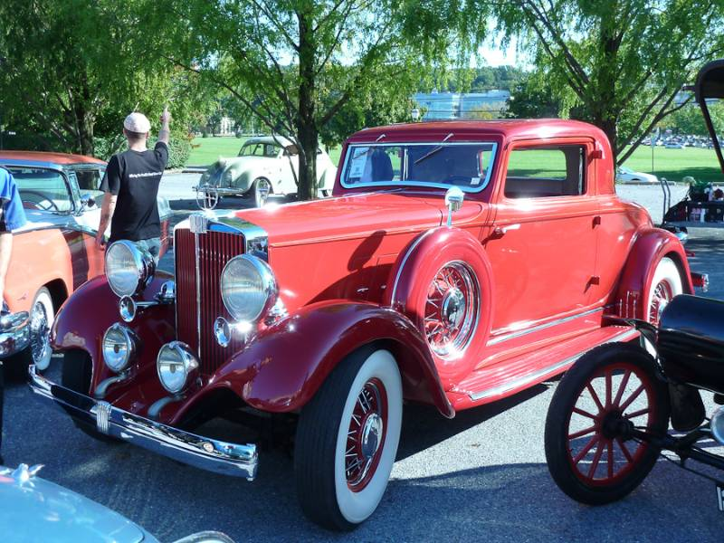 Hupmobile Series V-237 #11