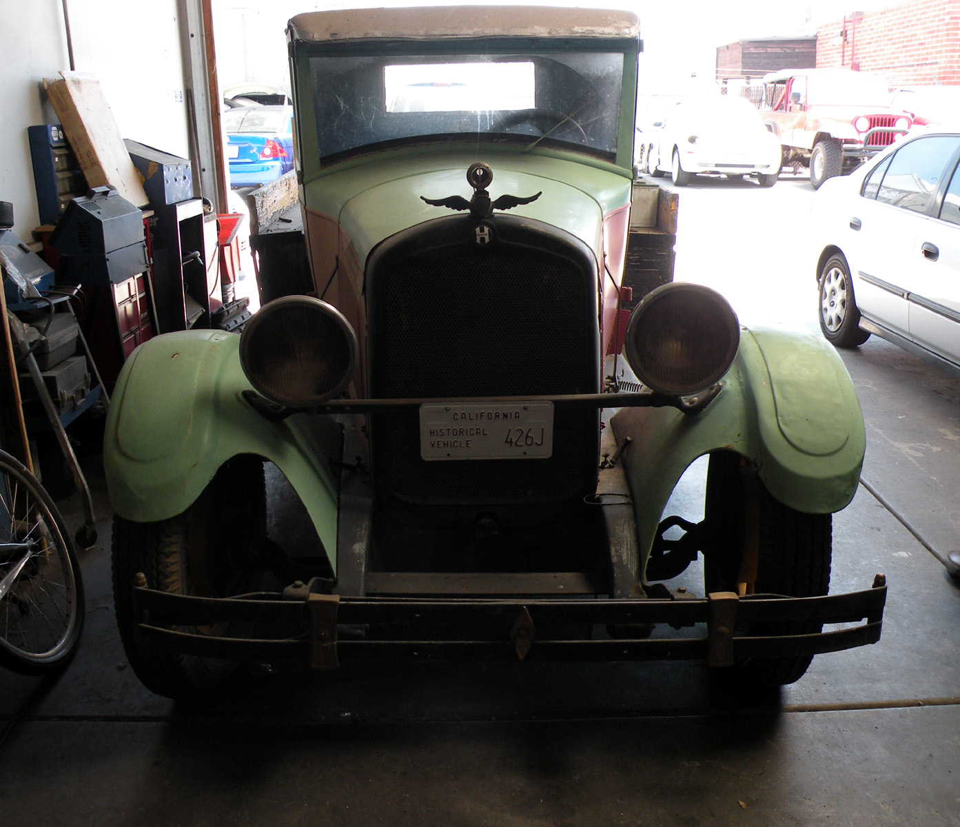 Hupmobile Series V-237 #8