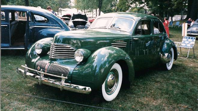 Graham Automall Mansfield >> 1940 Hupmobile Skylark - Information and photos - MOMENTcar