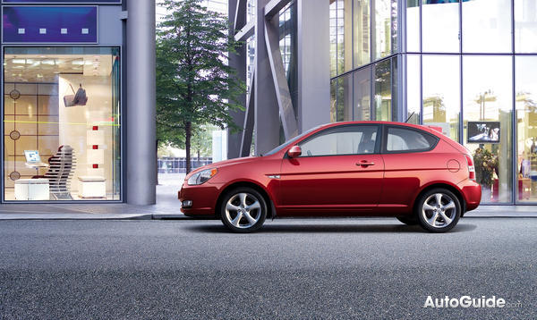 Hyundai Accent GS Base #7