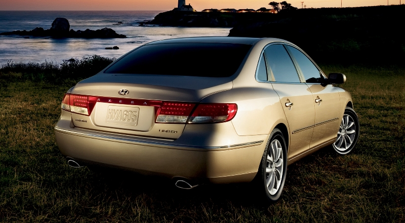 2008 Hyundai Azera Information And Photos Momentcar