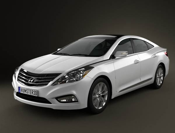 2014 hyundai azera information and photos momentcar. Black Bedroom Furniture Sets. Home Design Ideas