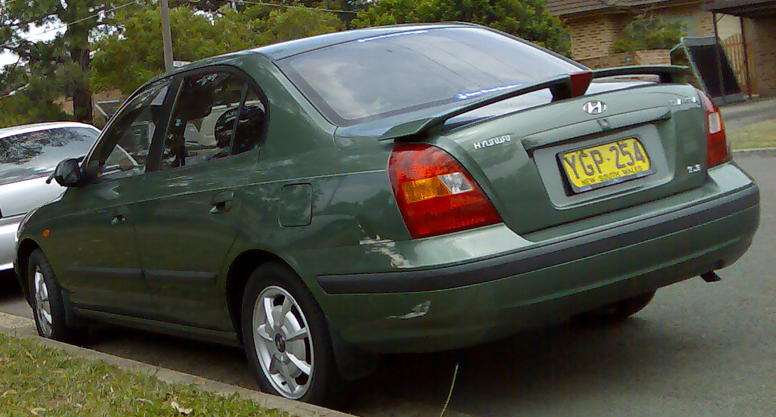 2000 hyundai elantra information and photos momentcar momentcar