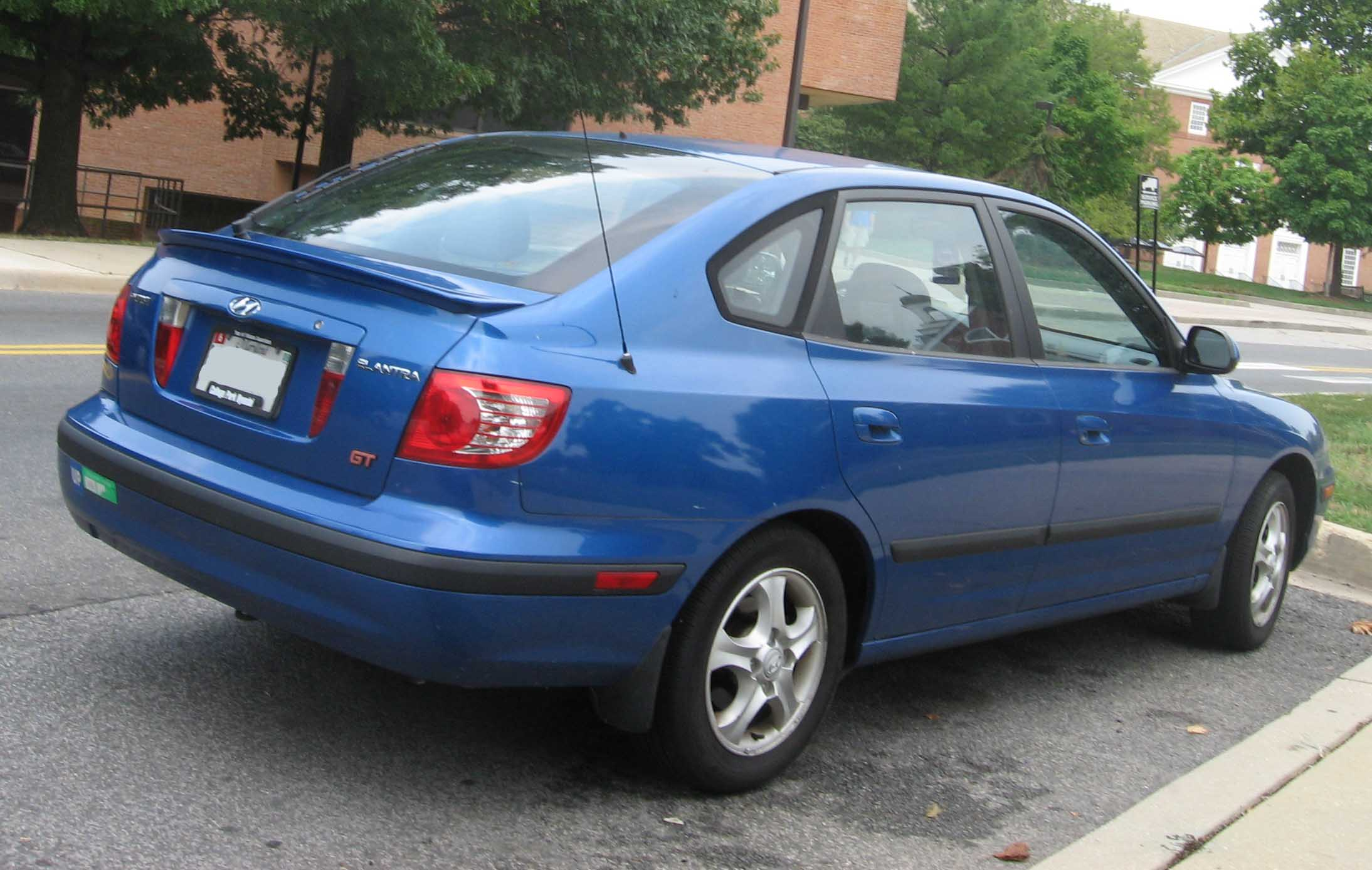 2004 hyundai elantra information and photos momentcar momentcar