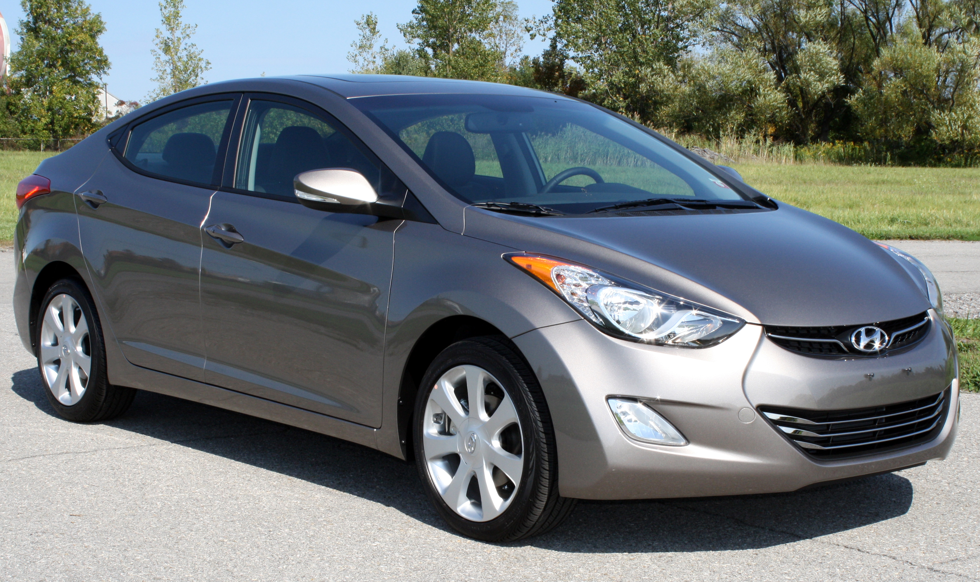 2012 hyundai elantra information and photos momentcar. Black Bedroom Furniture Sets. Home Design Ideas