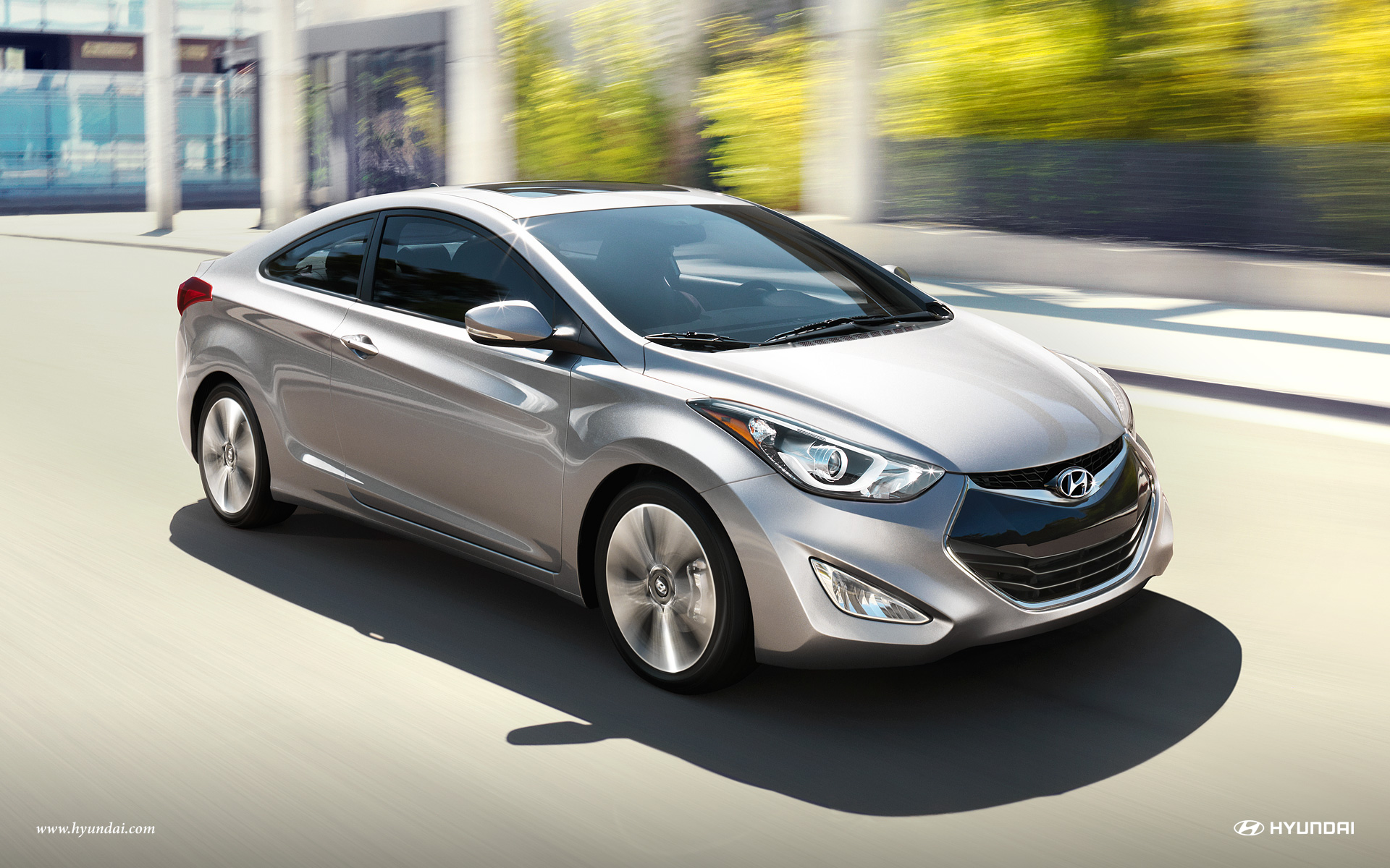 2014 hyundai elantra coupe information and photos momentcar. Black Bedroom Furniture Sets. Home Design Ideas