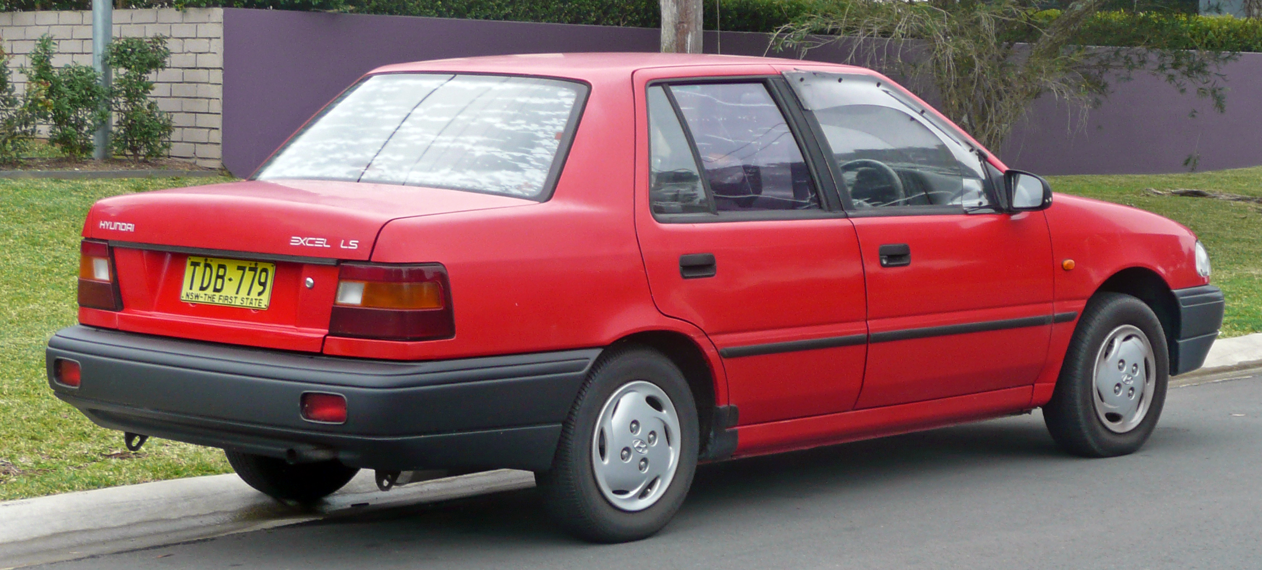 Hyundai Excel Information And Photos Momentcar