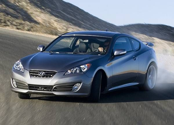 hyundai genesis coupe information and photos momentcar. Black Bedroom Furniture Sets. Home Design Ideas