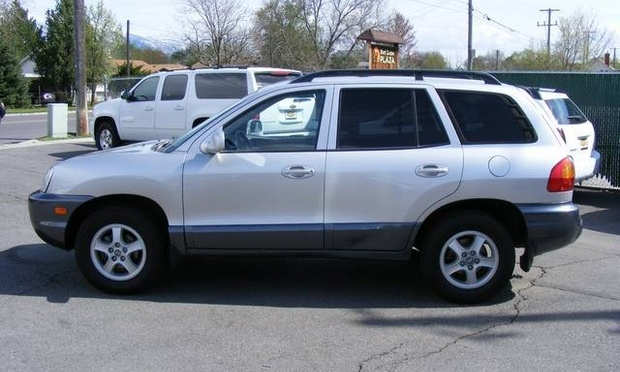 2002 Hyundai Santa Fe Information And Photos Momentcar
