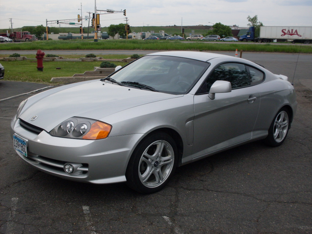 2003 hyundai tiburon information and photos momentcar. Black Bedroom Furniture Sets. Home Design Ideas