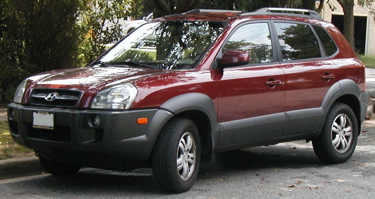 2006 hyundai tucson information and photos momentcar. Black Bedroom Furniture Sets. Home Design Ideas