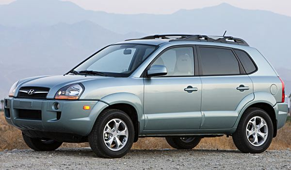 2008 hyundai tucson information and photos momentcar. Black Bedroom Furniture Sets. Home Design Ideas