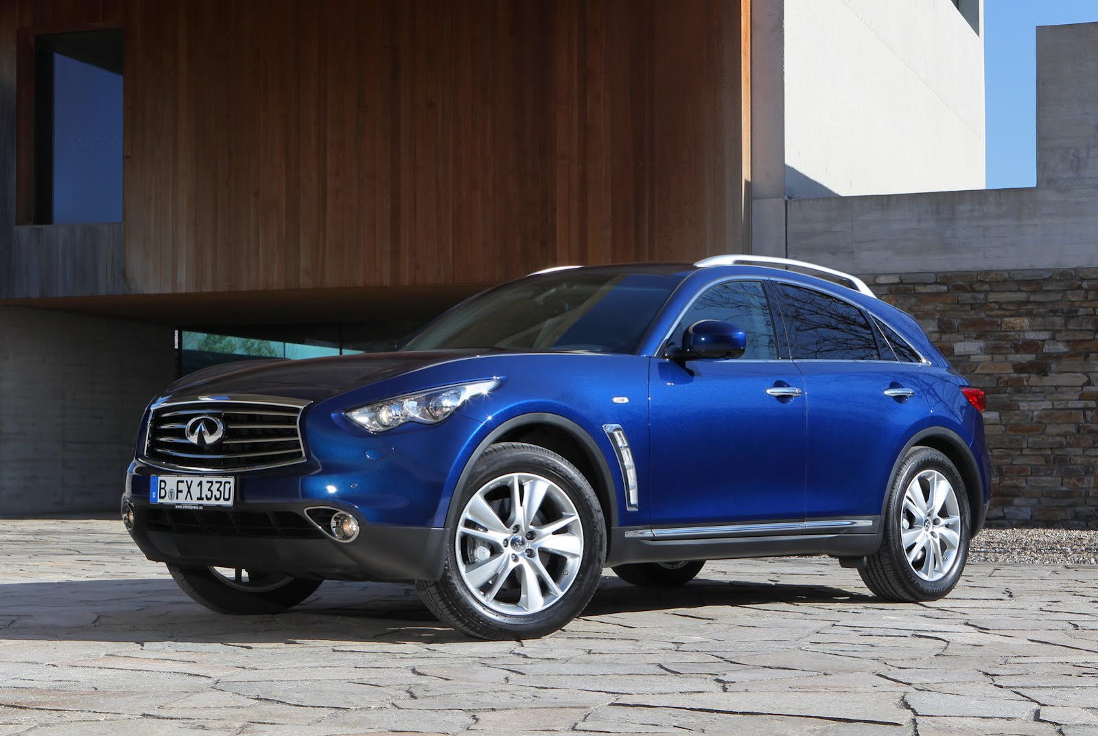 2013 infiniti fx information and photos momentcar infiniti fx 2013 7 vanachro Image collections