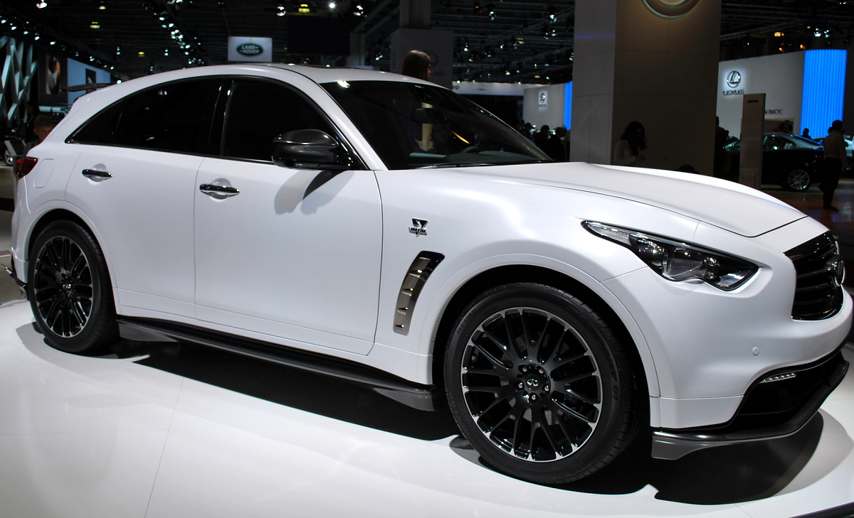 Infiniti Fx50 Information And Photos Momentcar