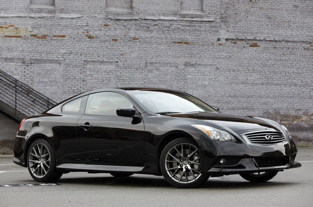 Infiniti G Coupe G37 Journey #11