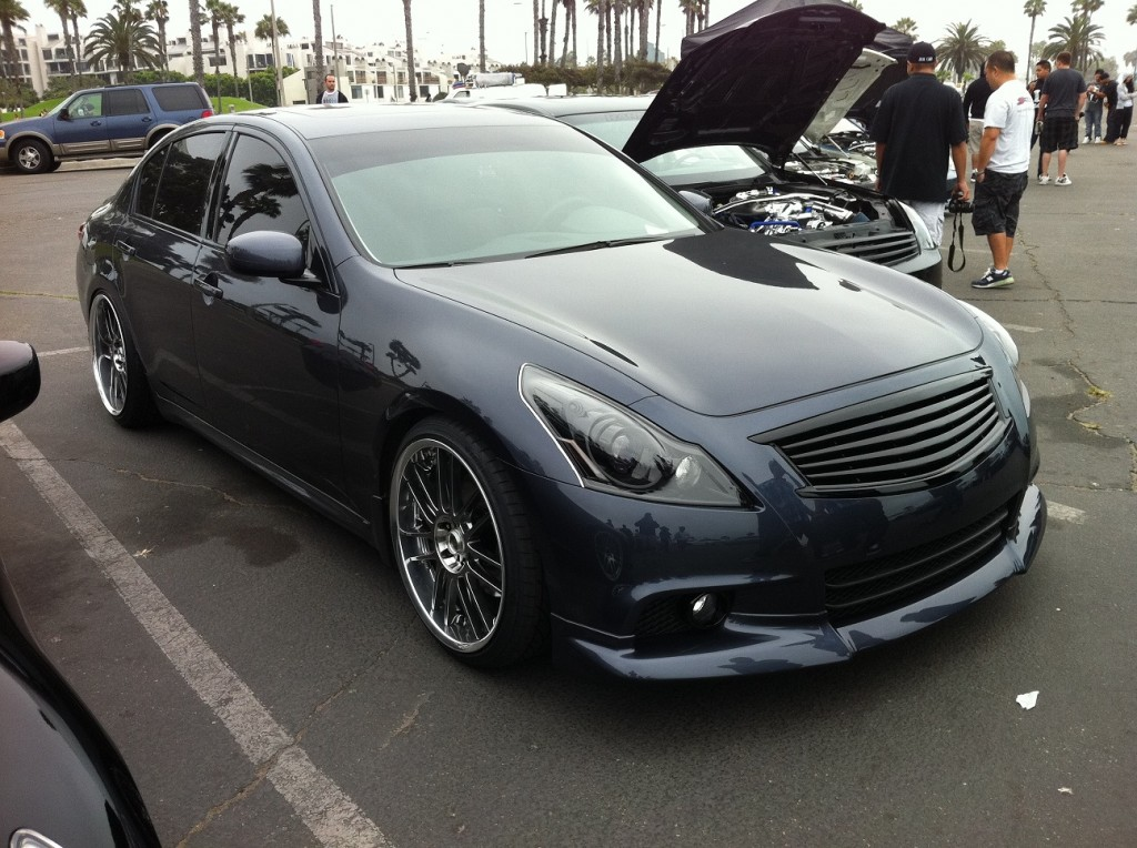 2011 infiniti g sedan information and photos momentcar. Black Bedroom Furniture Sets. Home Design Ideas