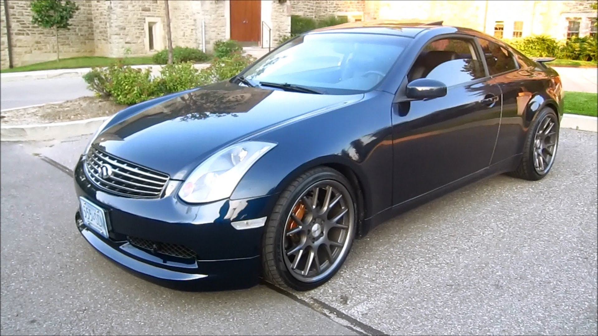 Infiniti g35 photo gallery Photo Gallery CLASSIC CARS TODAY ONLINE