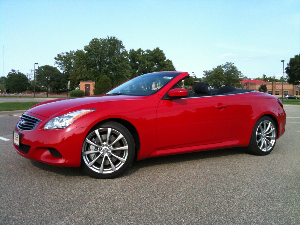 infiniti g37 convertible information and photos momentcar. Black Bedroom Furniture Sets. Home Design Ideas
