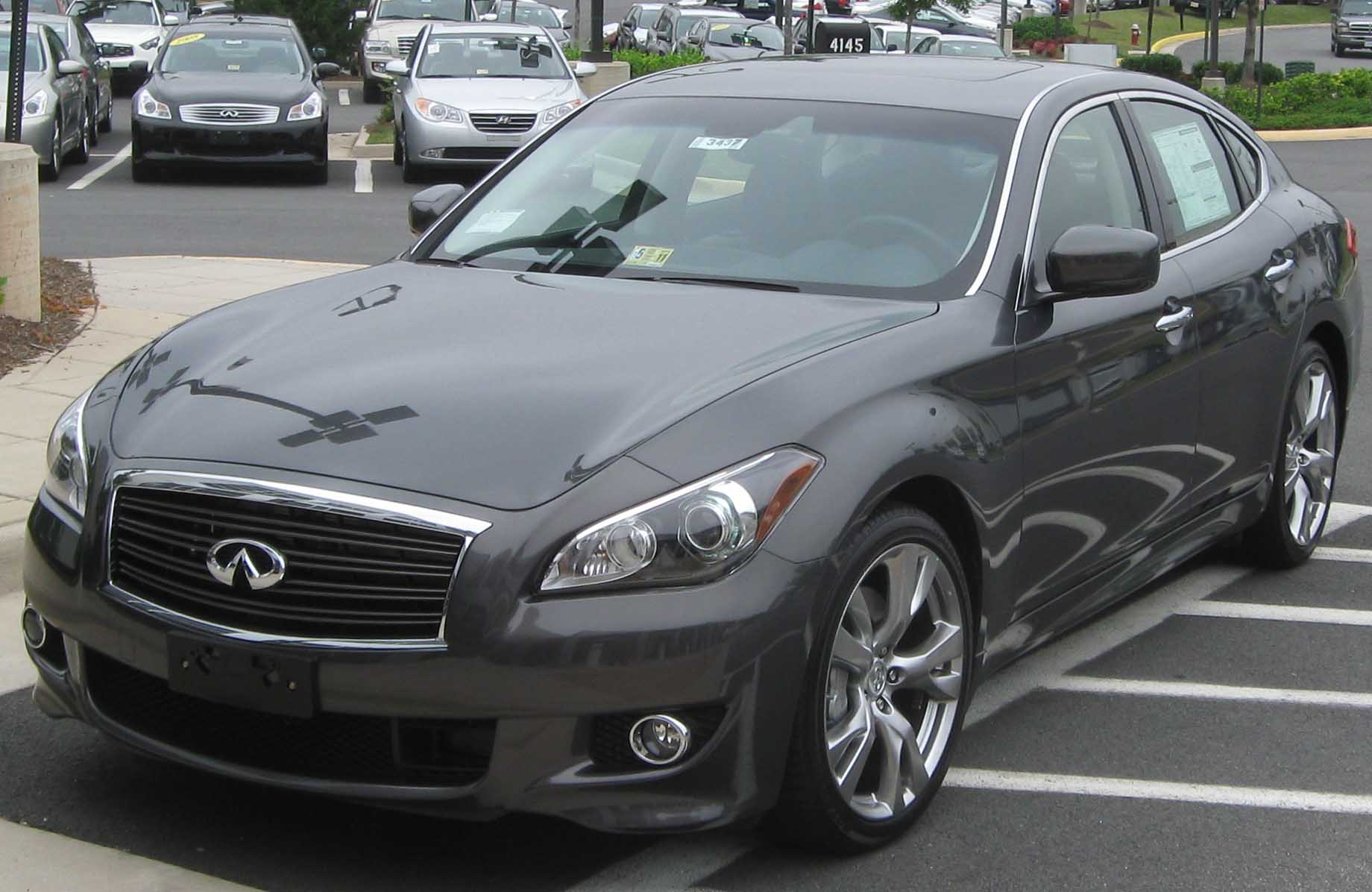 2011 infiniti m56 information and photos momentcar infiniti m56 2011 11 vanachro Gallery