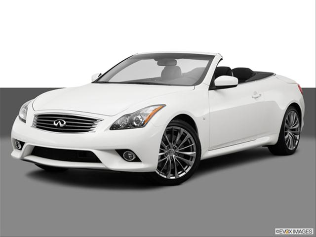 2014 infiniti q60 convertible information and photos momentcar. Black Bedroom Furniture Sets. Home Design Ideas