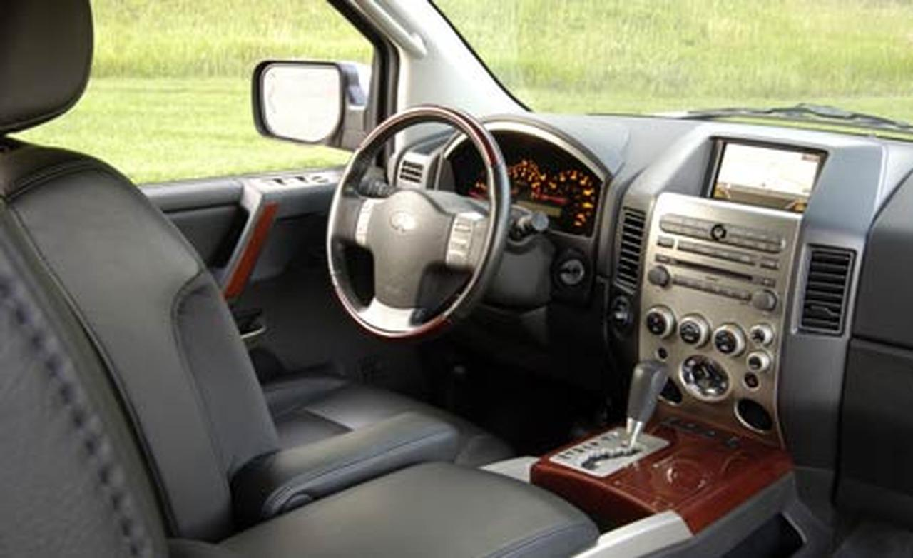 2006 infiniti qx56 interior image collections hd cars wallpaper 2006 infiniti qx56 information and photos momentcar infiniti qx56 2006 4 infiniti qx56 2006 4 vanachro vanachro Choice Image