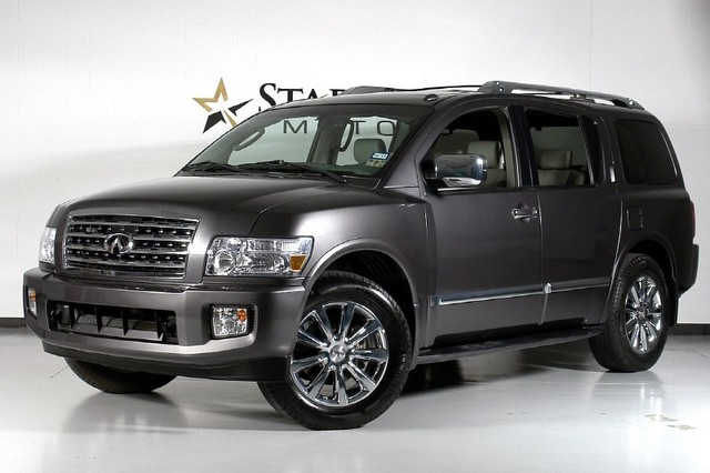 2008 infiniti qx56 information and photos momentcar. Black Bedroom Furniture Sets. Home Design Ideas