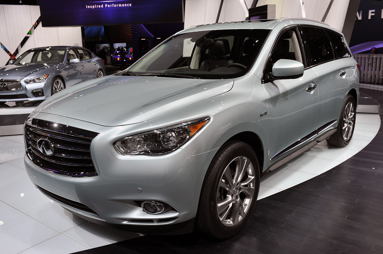 2014 infiniti qx60 information and photos momentcar. Black Bedroom Furniture Sets. Home Design Ideas