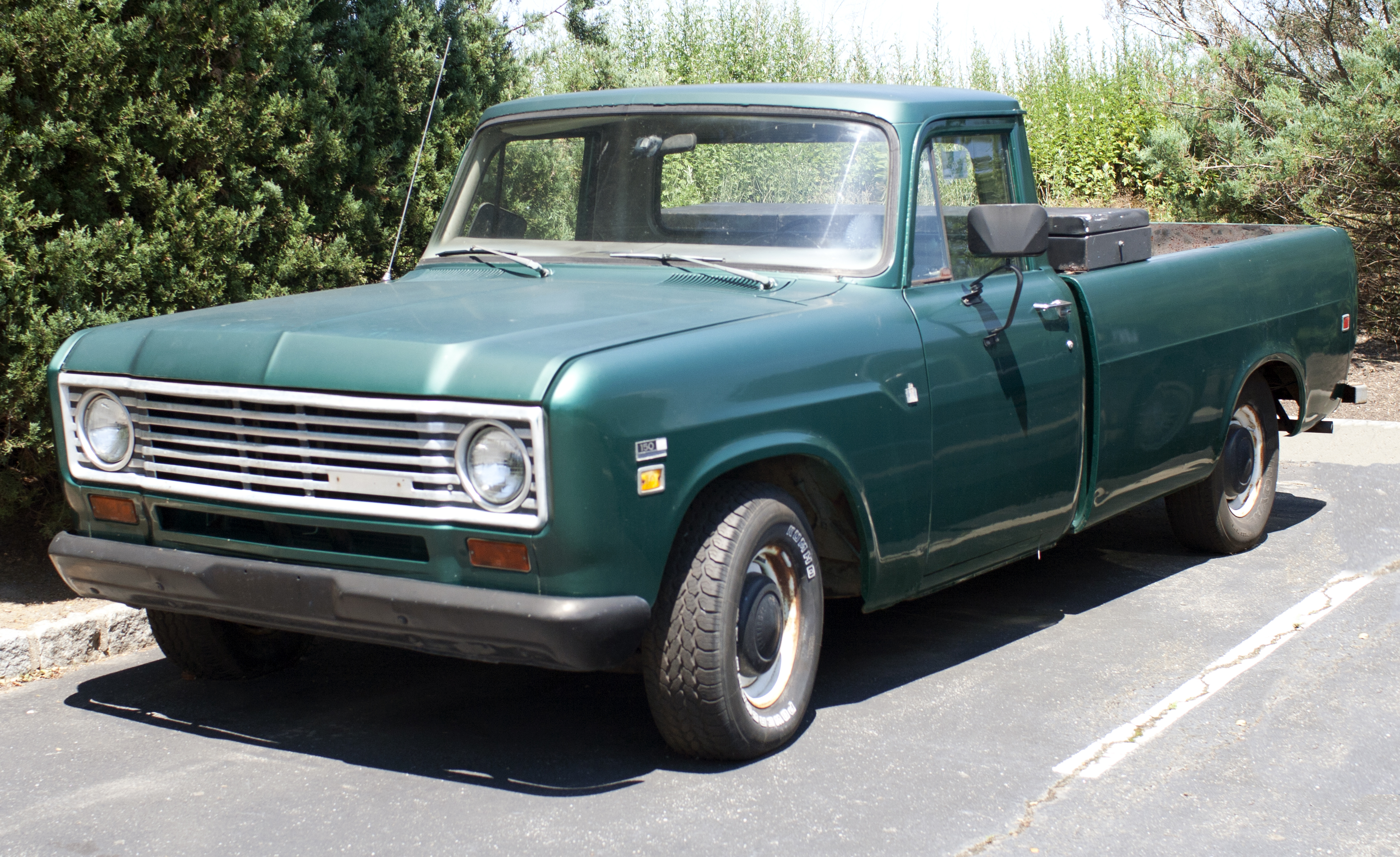 1971 International 1100d Information And Photos Momentcar