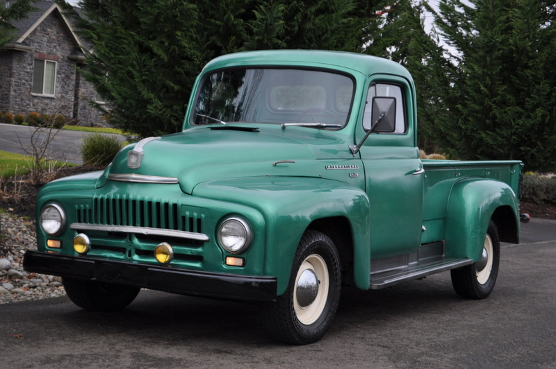 1950 International Pickup Information And Photos Momentcar