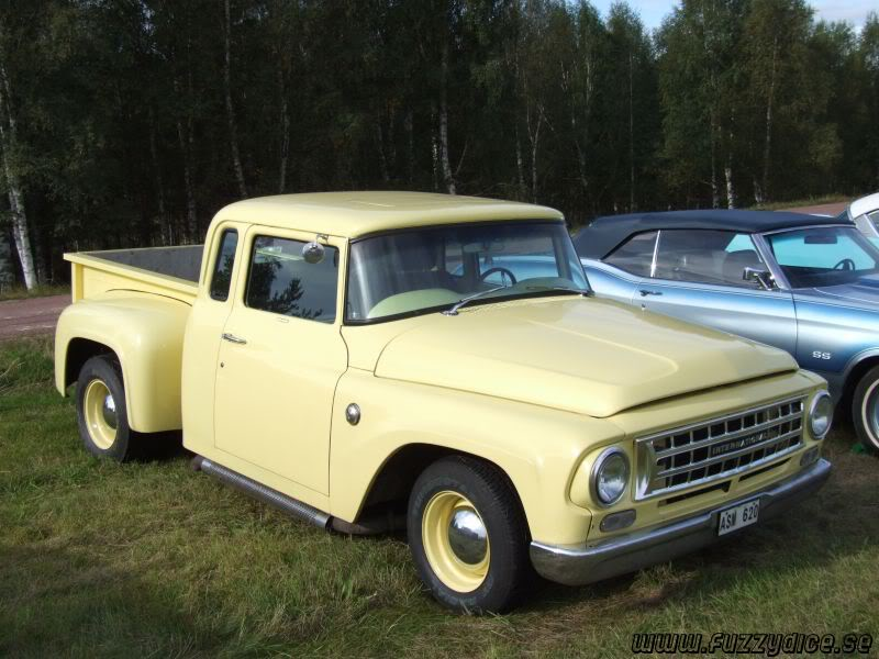 1962 International Pickup Information And Photos Momentcar
