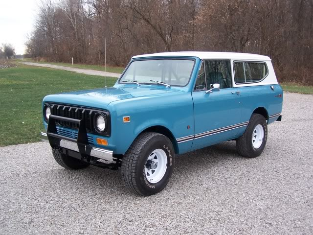 International Scout 1978 #4