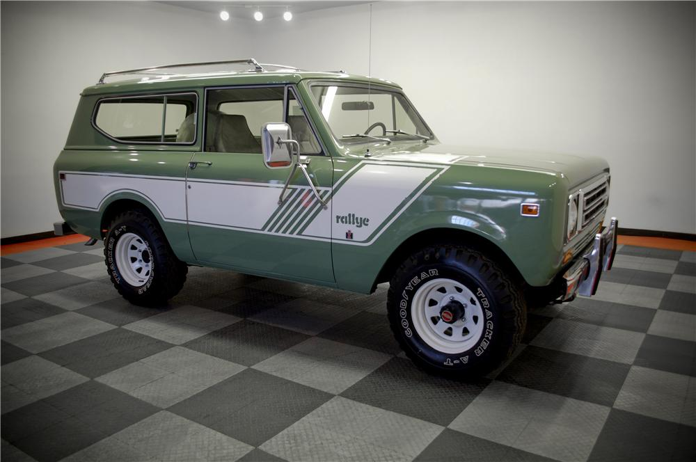International Scout 1978 #11