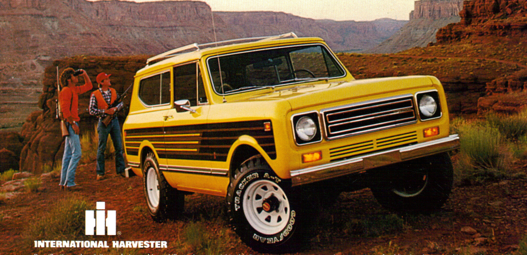 International Scout 1979 #5