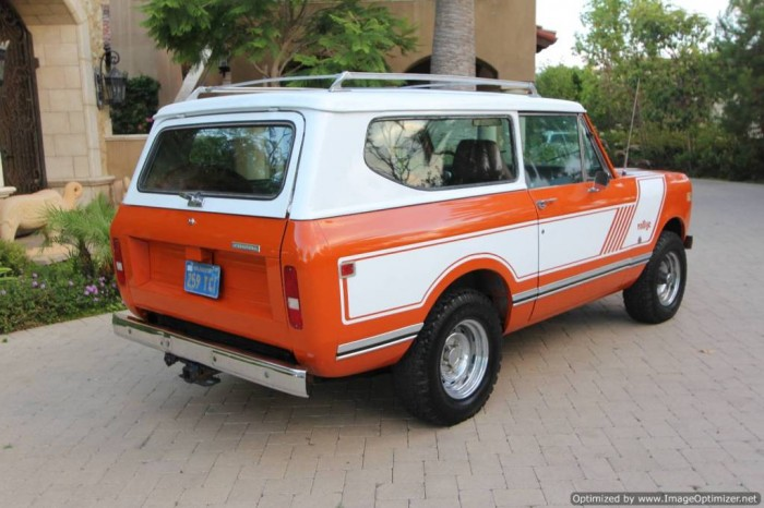 International Scout 1979 #9