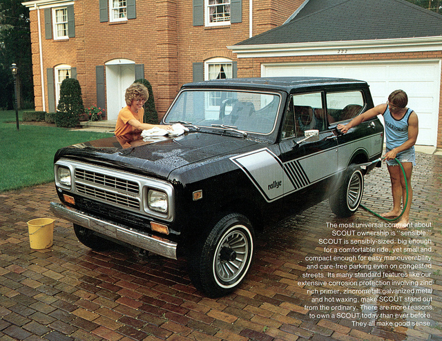 International Scout 1980 #13