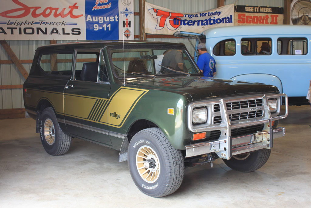 International Scout 1980 #6