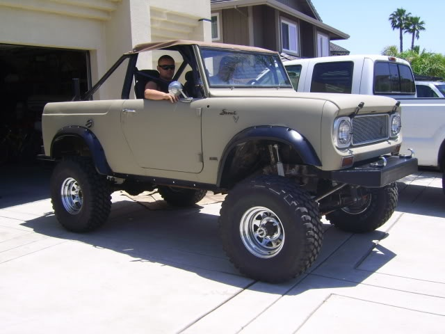 scout 800 6.5 diesel? - Pirate4x4.Com : 4x4 and Off-Road Forum